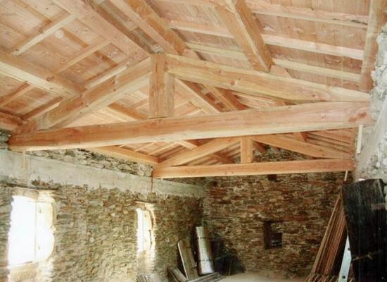 charpente douglas charpenterie galeries entreprise dardalhon. Black Bedroom Furniture Sets. Home Design Ideas